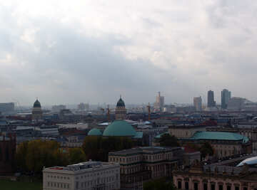The roofs of Berlin №11638