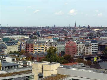 Berlino da altezza №11795