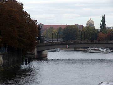 Berlin river №11772
