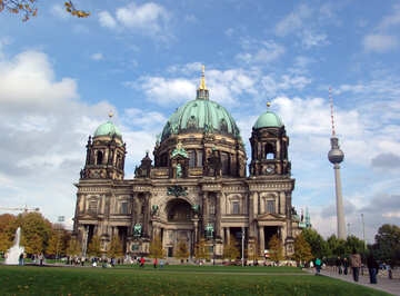 Berlin Cathedral №11844