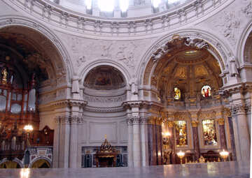 Interior of the Cathedral №11580