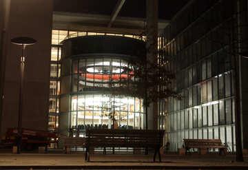 Evening office center №11660