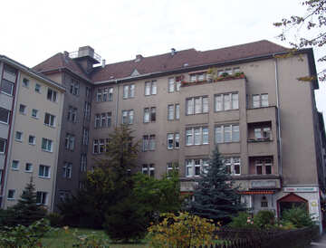 Semplice casa tedesca №11823