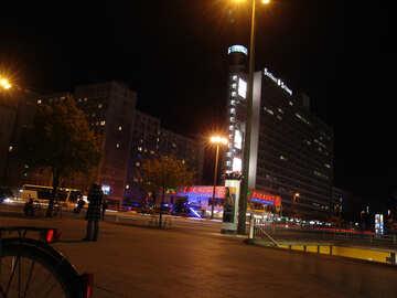 Night area №11509