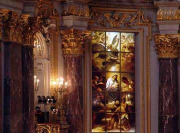Die Dekoration der Kirche №11609