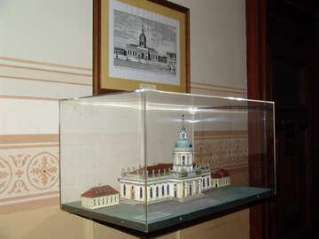 Architectural model №11589