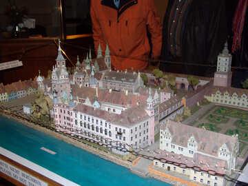 Modello architettonico №11786