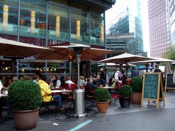 Street cafe №11912