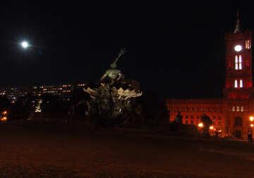 Night Sculpture №11754