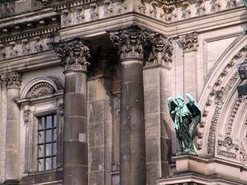 Engel Skulptur №11549