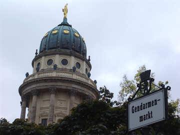 Signpost in Berlin №11851