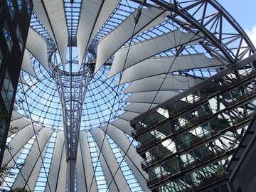 Cupola su Potsdamer Platz №11848