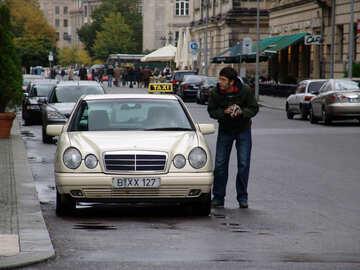 Taxi Berlino №11885