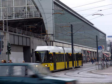 European tram №11816