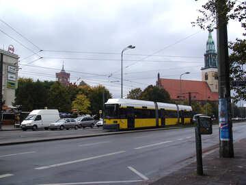 Трамвай №11478