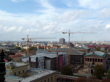 Under construction in Berlin №11632