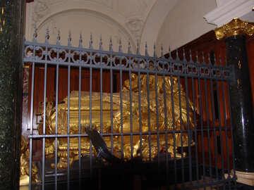 Coffin - work of art №11780