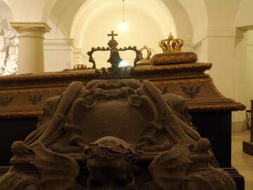Royal crypt №11658