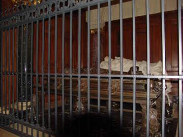 Tomb behind bars №11513