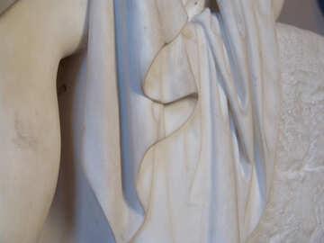 Element der Skulptur.Gewebe. №11872