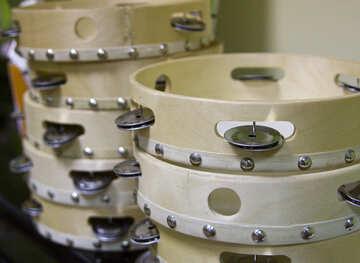 Tambourine №11418