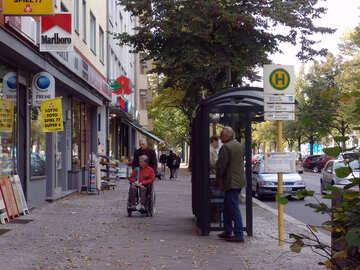 Öffentliche Verkehrsmittel №11556