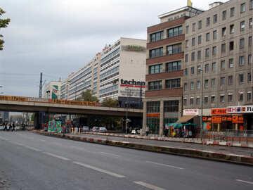 Europäische städtische Straße №11837