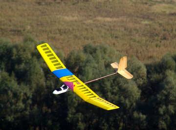 Model glider №11449