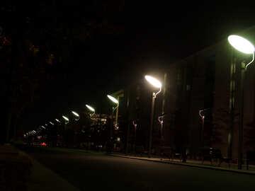 Street lighting №11735