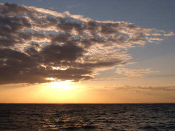 Puesta del sol №11336