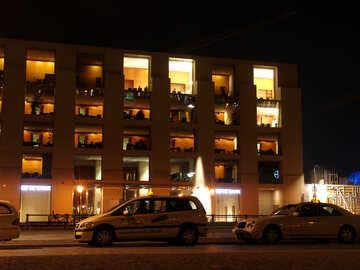 Taxi. Nacht. №11842