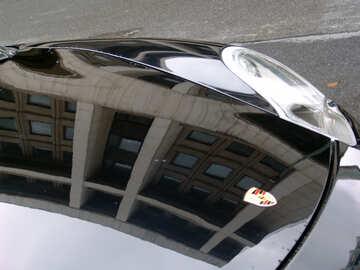 Porsche hood №11902