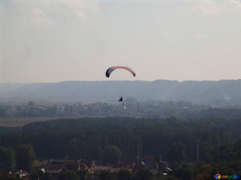 Parachutist №11443