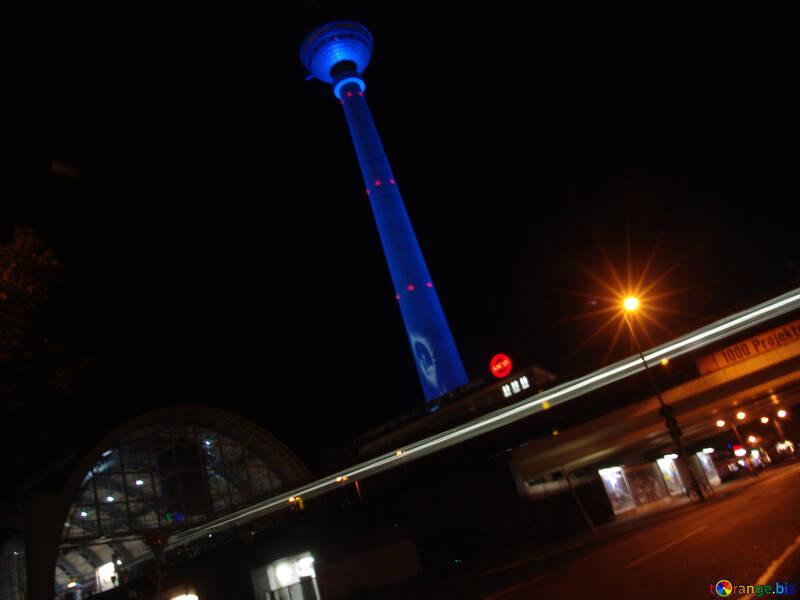 Berlin TV Tower №11723