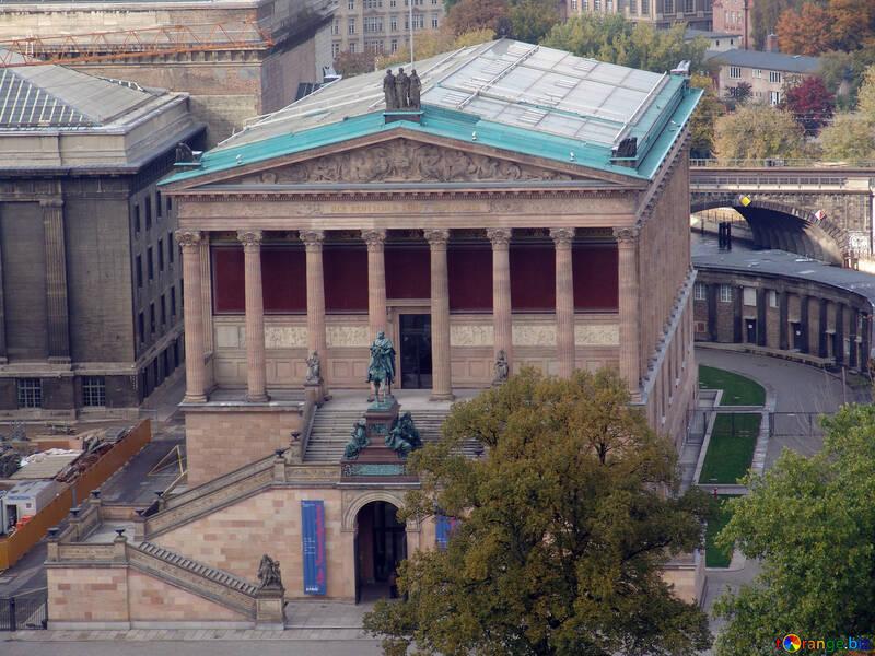 Old National Gallery Berlin №11575