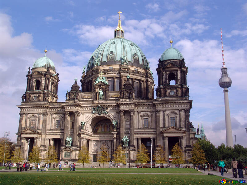 Berlin Cathedral №11791