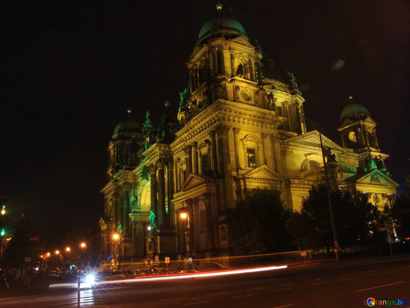 Cattedrale di notte №11640