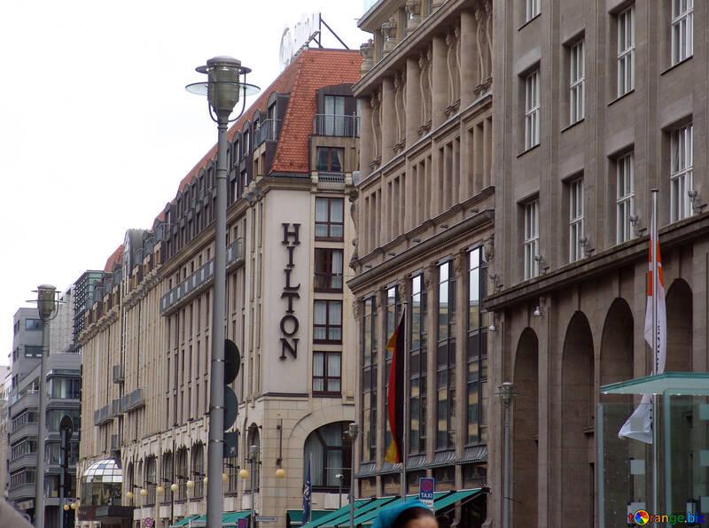 Berlin Infrastruktur Hilton Hotel Berlin 11859