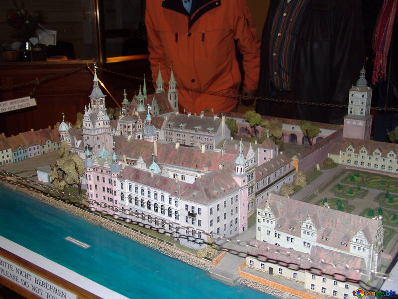 Architectural model №11786