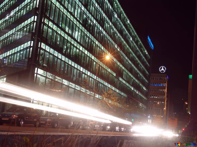 Evening illuminations №11586