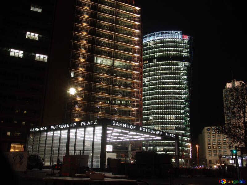 Lighting towers №11515