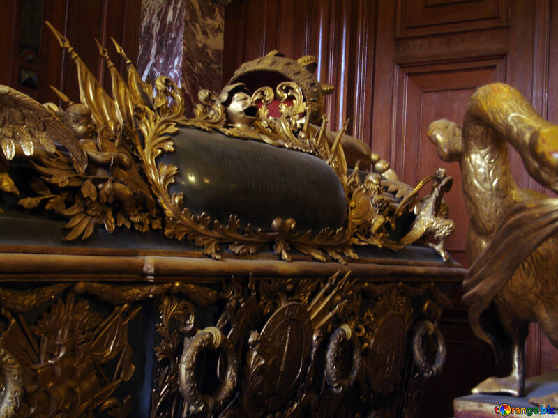 The coffin of King №11524