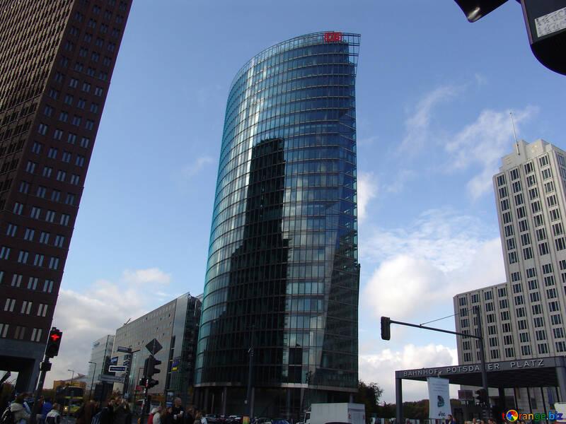 Berlin skyscrapers №11971