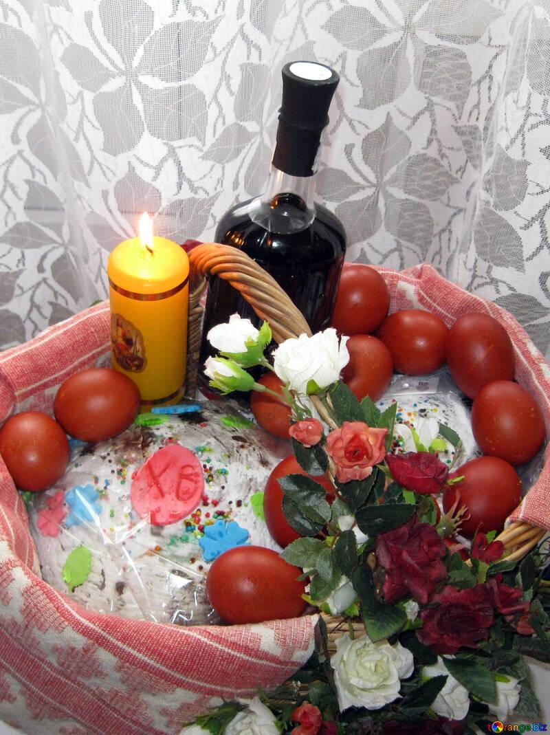 Easter basket №11471