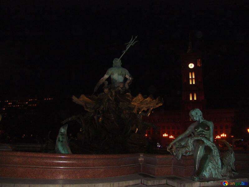 Fountain of Neptune №11523