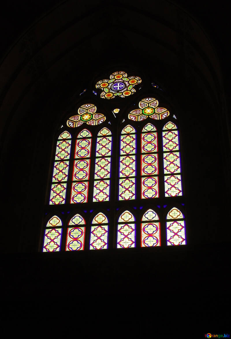 Stained-glass window №11920