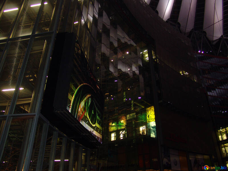 Night lights of the city №11495