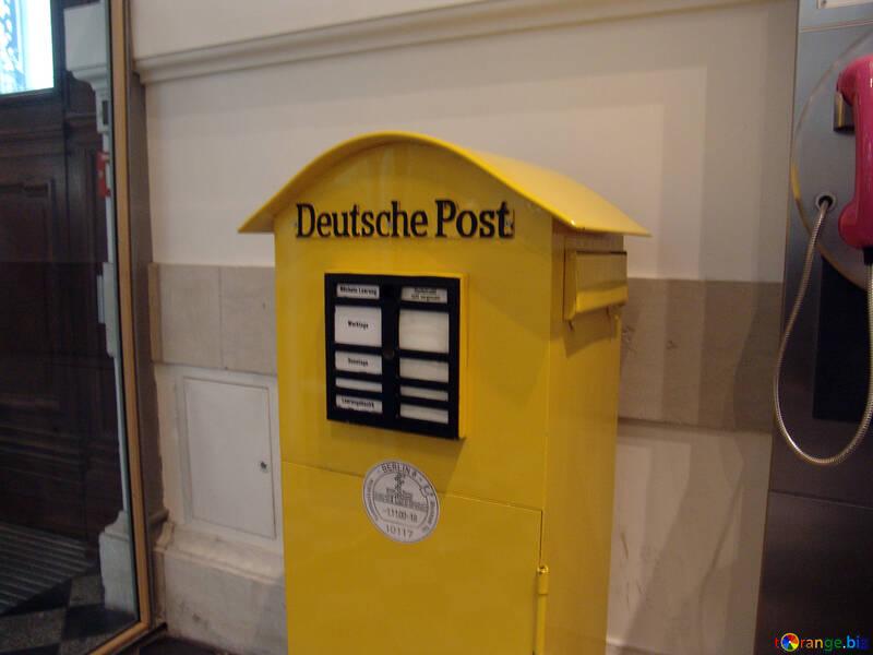 Posta tedesca №11939