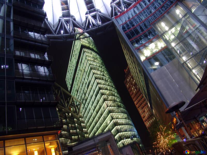 Night Architecture №11558