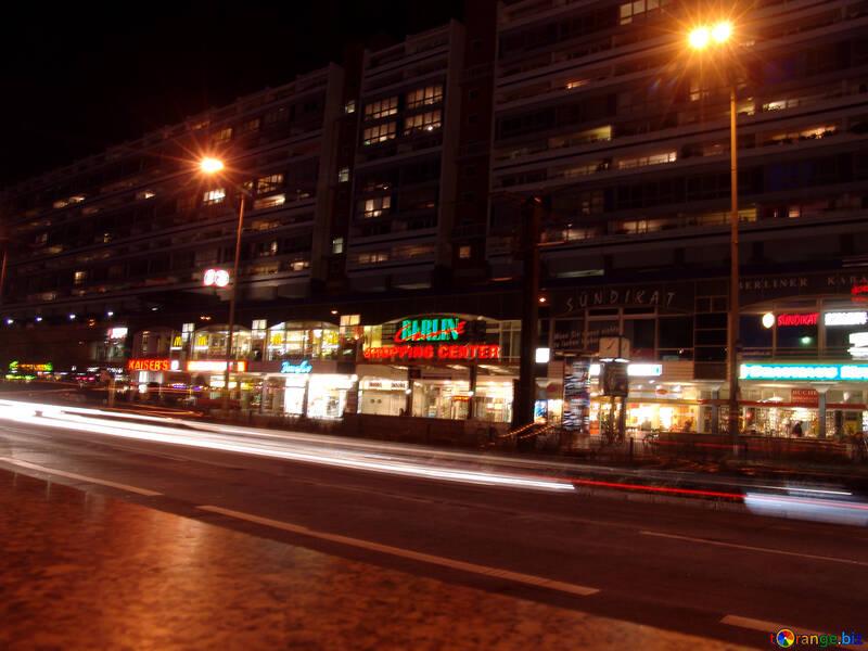 Night street №11623